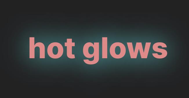 Text Glow CSS