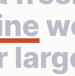 Underline Design